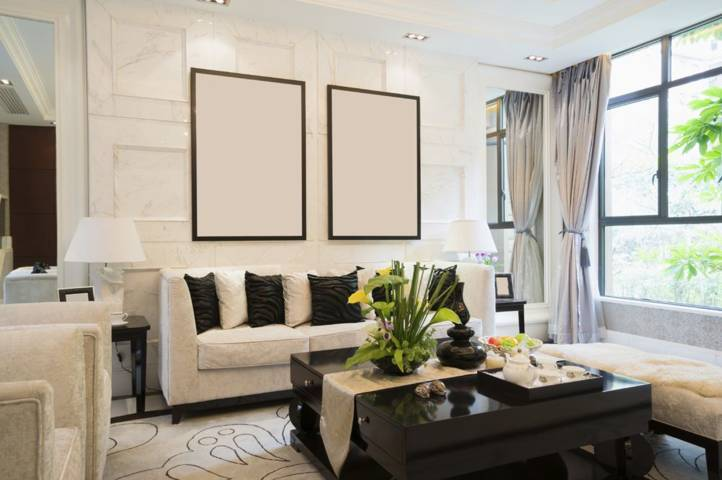 Có nên sử dụng đèn tường trang trí phòng khách?